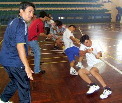 Đội tuyển Kéo co Trung tâm TDTT Bình Thuận
